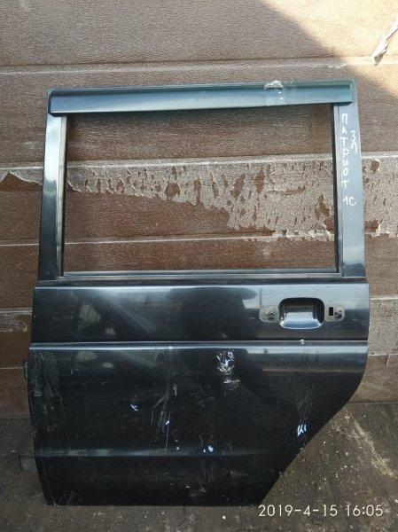 Дверь Uaz Patriot 2.7 2007 задняя левая (б/у)