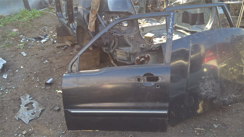 Дверь Suzuki Grand Vitara Xl7 ВНЕДОРОЖНИК 2004 передняя левая (б/у)