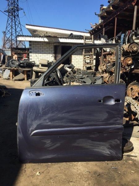 Дверь Citroen Picasso МИНИВЭН 1.6 2012 передняя левая (б/у)