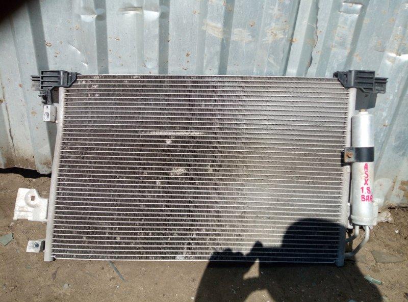 Радиатор кондиционера Mitsubishi Asx КРОССОВЕР 1.8 ВАРИАТОР 2013 (б/у)