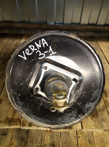 Вакуумный усилитель тормозов (вут) Hyundai Verna 1.4 2008 (б/у)