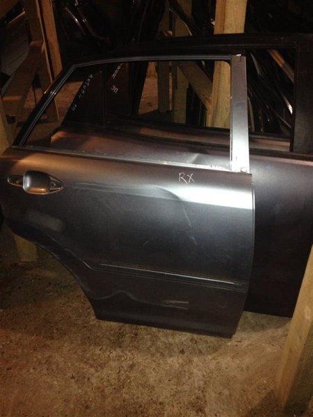 Дверь Lexus Rx ВНЕДОРОЖНИК 2005 задняя правая (б/у)