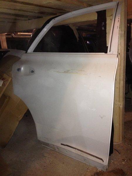 Дверь Lexus Rx ВНЕДОРОЖНИК 2010 задняя правая (б/у)
