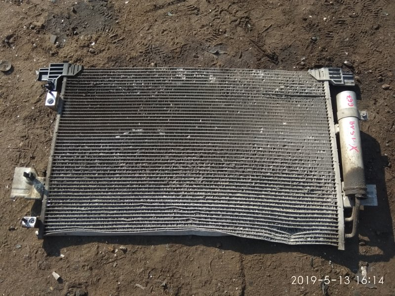 Радиатор кондиционера Mitsubishi Lancer 10 СЕДАН 1.5 2007 (б/у)