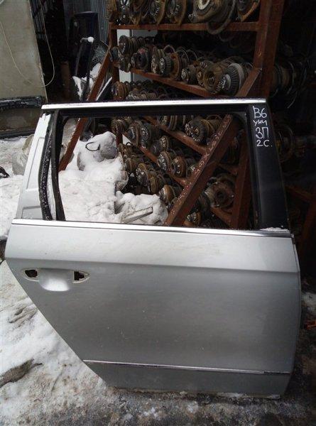 Дверь Volkswagen Passat B6 УНИВЕРСАЛ 2005 задняя правая (б/у)