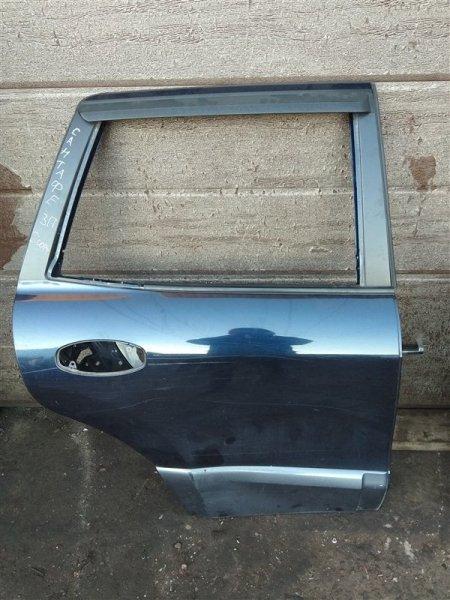 Дверь Hyundai Santafe ВНЕДОРОЖНИК 2004 задняя правая (б/у)