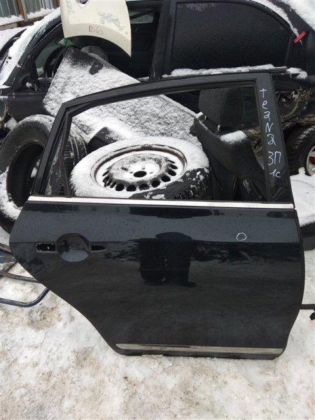 Дверь Nissan Teana СЕДАН 2011 задняя правая (б/у)