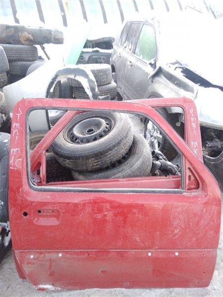 Дверь Suzuki Jimny ВНЕДОРОЖНИК 2005 передняя правая (б/у)