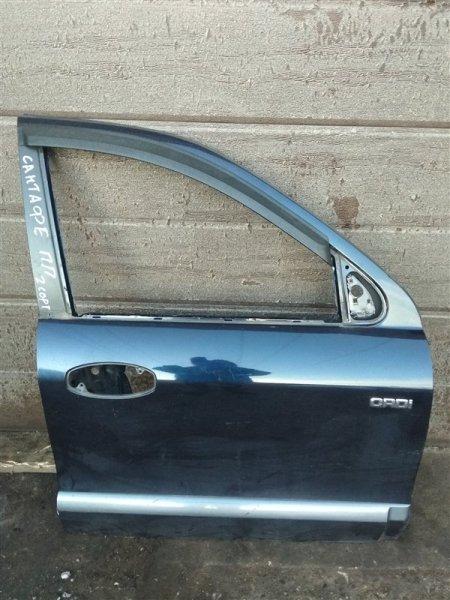 Дверь Hyundai Santafe ВНЕДОРОЖНИК 2004 передняя правая (б/у)