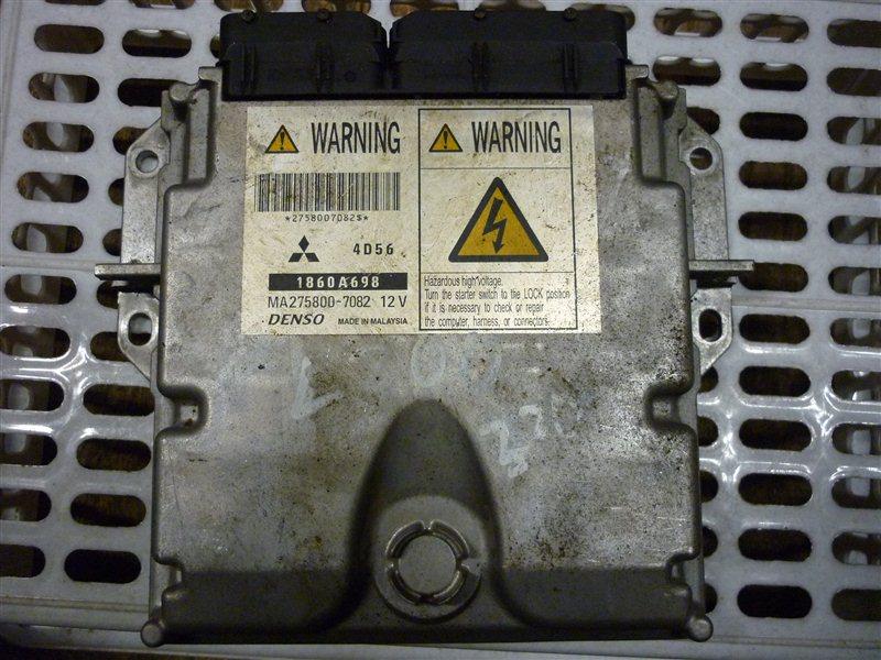 Блок управления двигателем Mitsubishi L 200 ВНЕДОРОЖНИК 2011 (б/у)