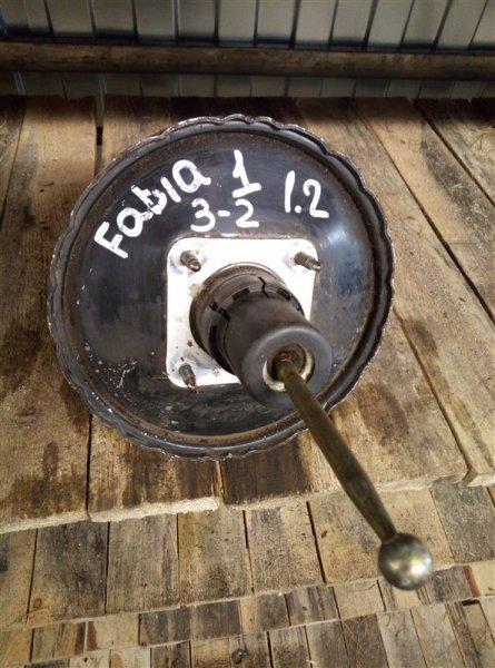 Вакуумный усилитель тормозов (вут) Skoda Fabia 1 1.2 2002 (б/у)