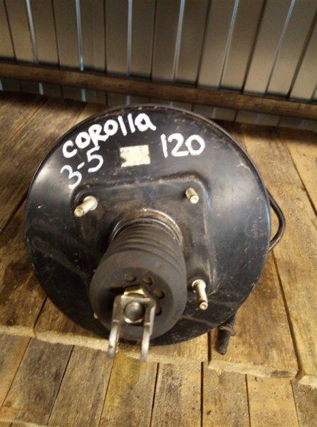Вакуумный усилитель тормозов (вут) Toyota Corolla 120 2006 (б/у)