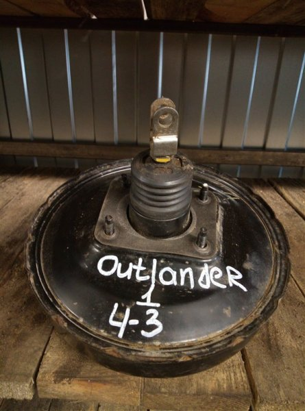 Вакуумный усилитель тормозов (вут) Mitsubishi Outlander 1 2.4 2006 (б/у)