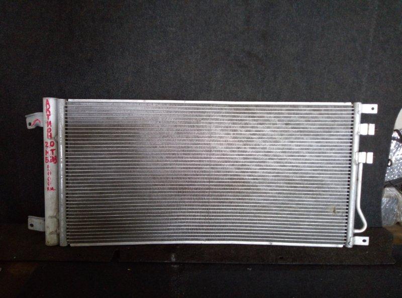 Радиатор кондиционера Ssang Yong Actyon New КРОССОВЕР 2.0МТ.БЕНЗИН 2013 (б/у)