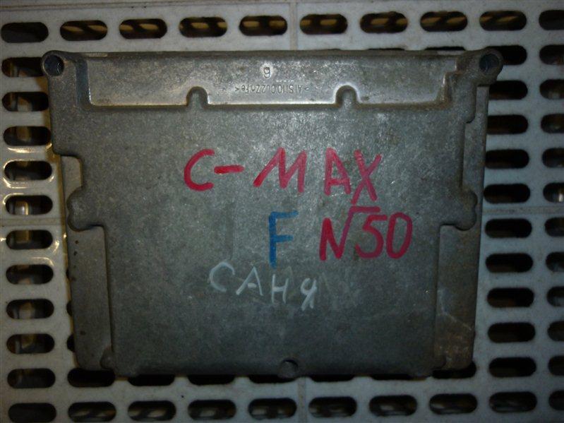 Блок управления двигателем Ford C-Max ХЕТЧБЕК 2008 (б/у)