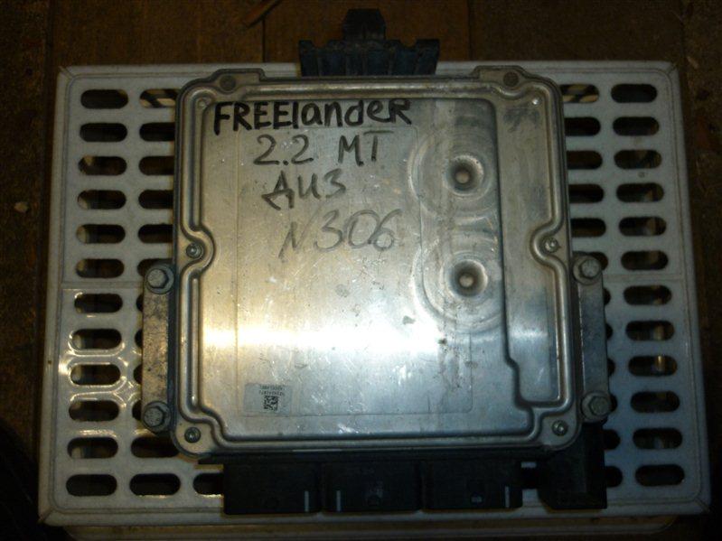 Блок управления двигателем Land Rover Freelander ВНЕДОРОЖНИК 2.2 ДИЗЕЛЬ 2008 (б/у)