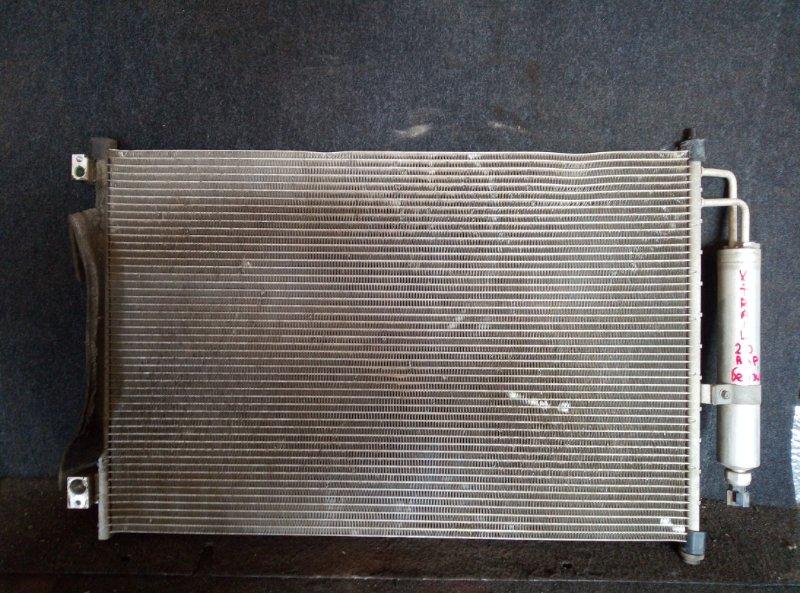 Радиатор кондиционера Nissan X-Trail ВНЕДОРОЖНИК 2.0 ВАРИАТОР 2014 (б/у)