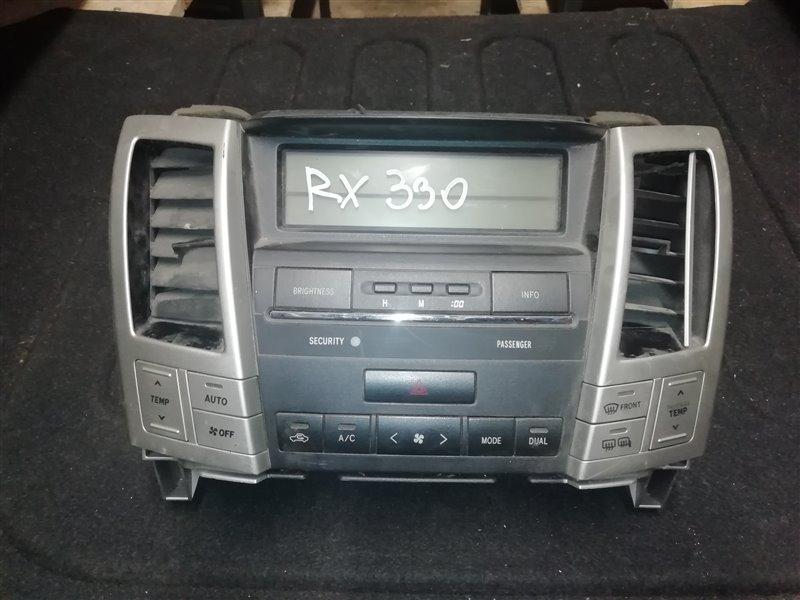 Магнитола Lexus Rx 330 2005 (б/у)