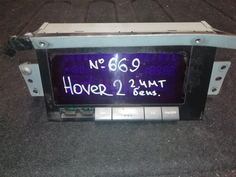 Бортовой компьютер Great Wall Hover H2 2009 (б/у)