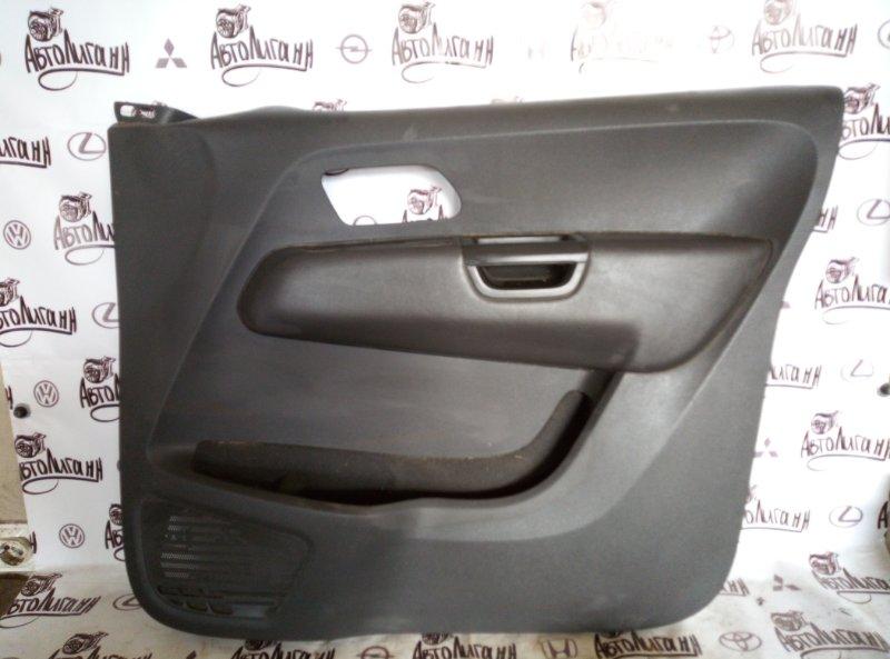 Обшивка двери Volkswagen Amarok ПИКАП 2.0 МТ ДИЗЕЛЬ 2011 (б/у)