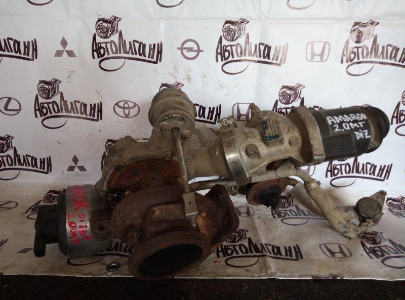 Турбина Volkswagen Amarok ПИКАП 2.0 МТ ДИЗЕЛЬ 2011 (б/у)