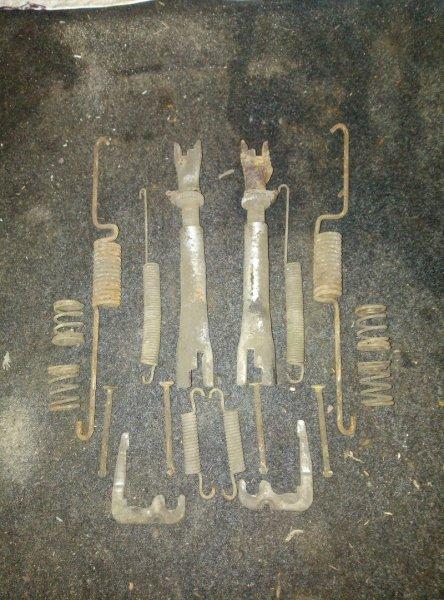 Механизм ручного тормоза Volkswagen Amarok ПИКАП 2.0 МТ ДИЗЕЛЬ 2011 (б/у)