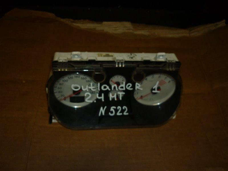 Щиток приборов Mitsubishi Outlander 1 (б/у)