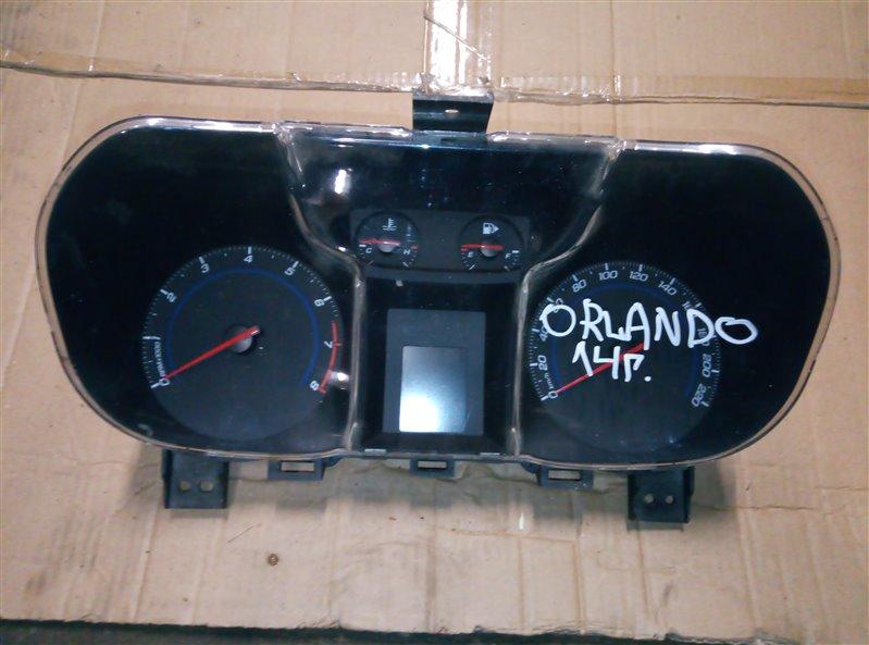Щиток приборов Chevrolet Orlando (б/у)