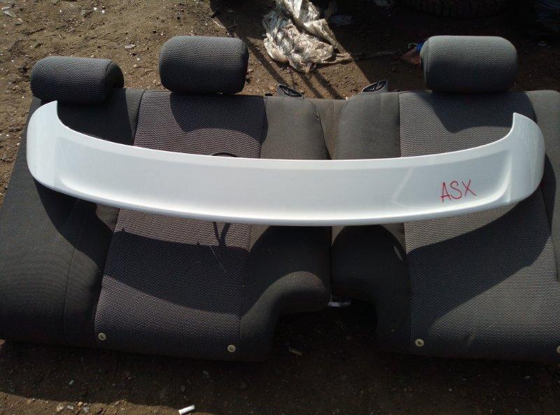 Спойлер Mitsubishi Asx КРОССОВЕР 2013 (б/у)