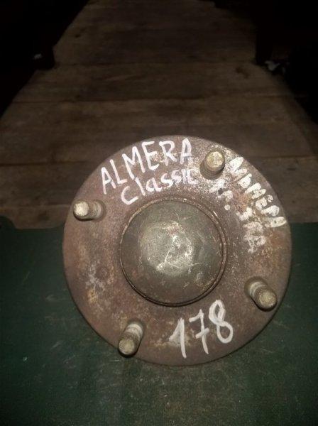 Ступица Nissan Almera Classic задняя (б/у)