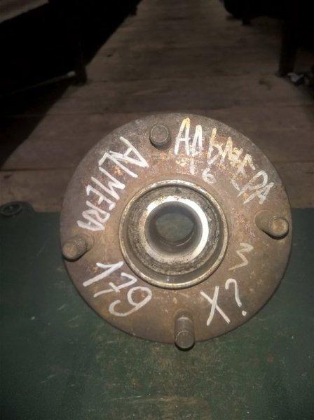 Ступица Nissan Almera задняя (б/у)