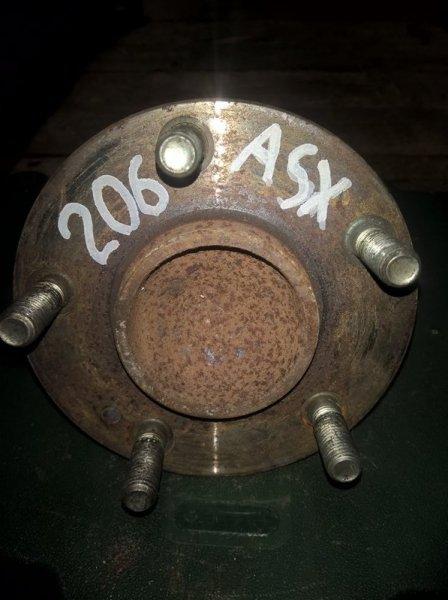 Ступица Mitsubishi Asx задняя (б/у)