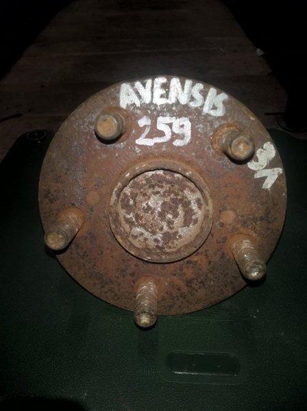 Ступица Toyota Avensis задняя (б/у)
