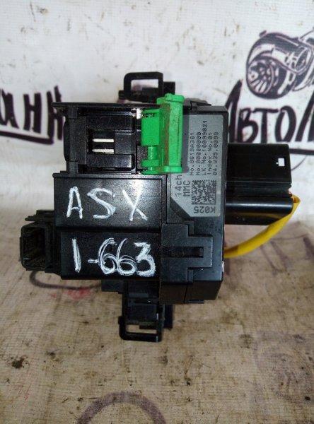 Шлейф подрулевой (улитка) Mitsubishi Asx 1.8 ВАРИАТОР 2013 (б/у)