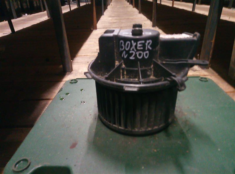 Моторчик печки Peugeot Boxer (б/у)
