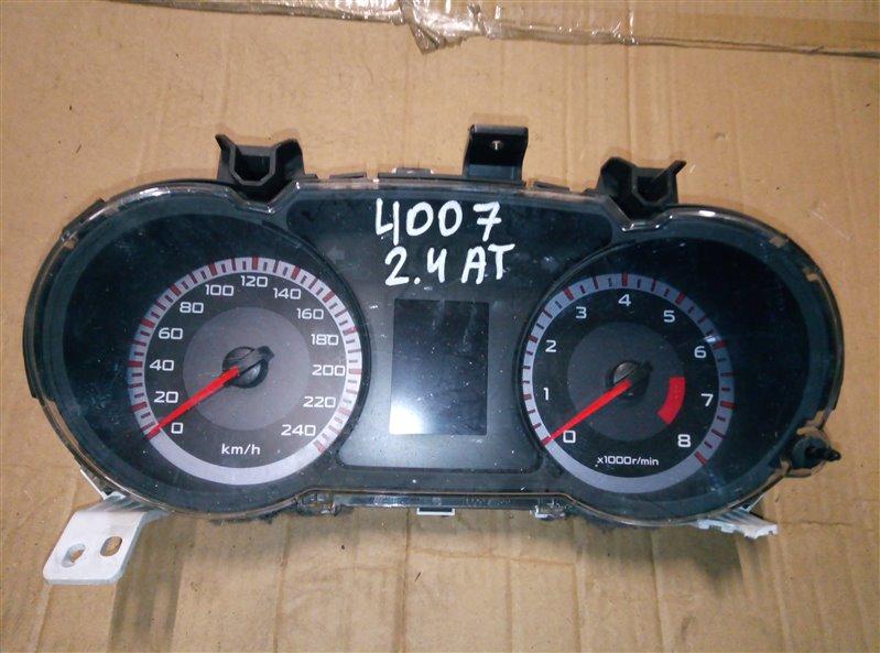 Щиток приборов Peugeot 4007 (б/у)
