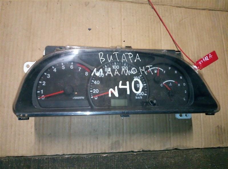 Щиток приборов Suzuki Grand Vitara Xl7 (б/у)