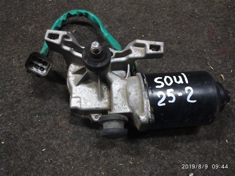Мотор дворников Kia Soul (б/у)