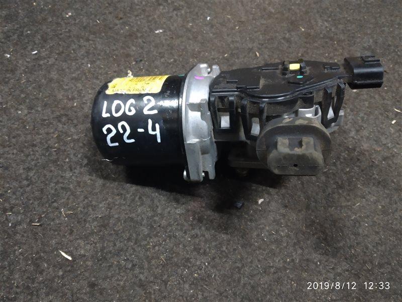 Мотор дворников Renault Logan 2 (б/у)