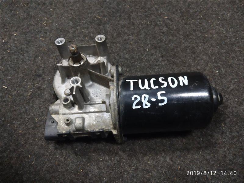 Мотор дворников Hyundai Tucson (б/у)
