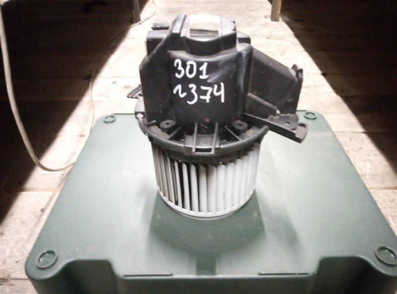 Моторчик печки Peugeot 301 (б/у)