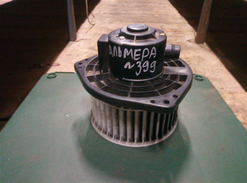 Моторчик печки Nissan Almera (б/у)