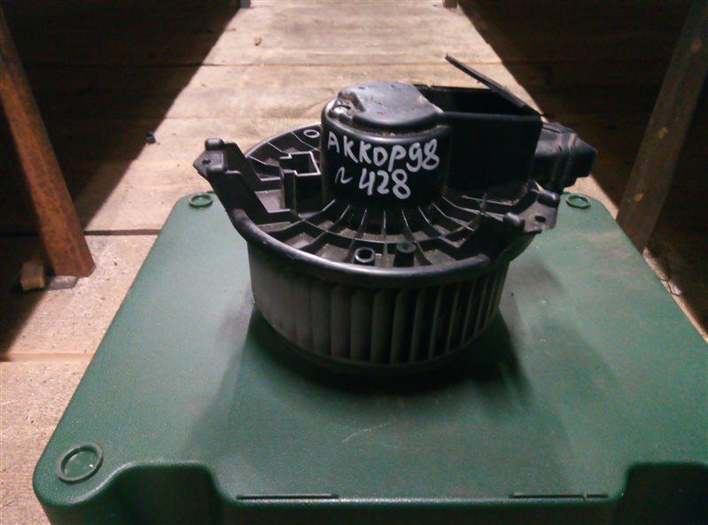 Моторчик печки Honda Accord 8 (б/у)