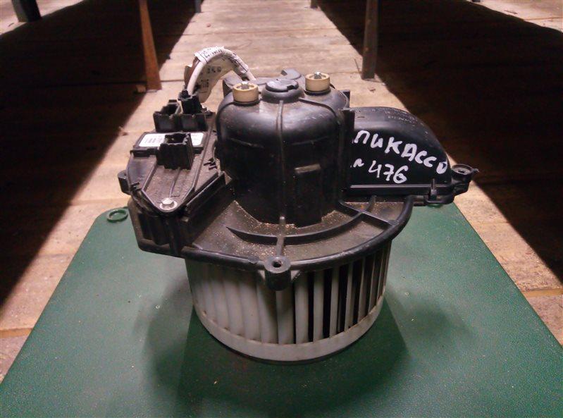 Моторчик печки Citroen Picasso (б/у)