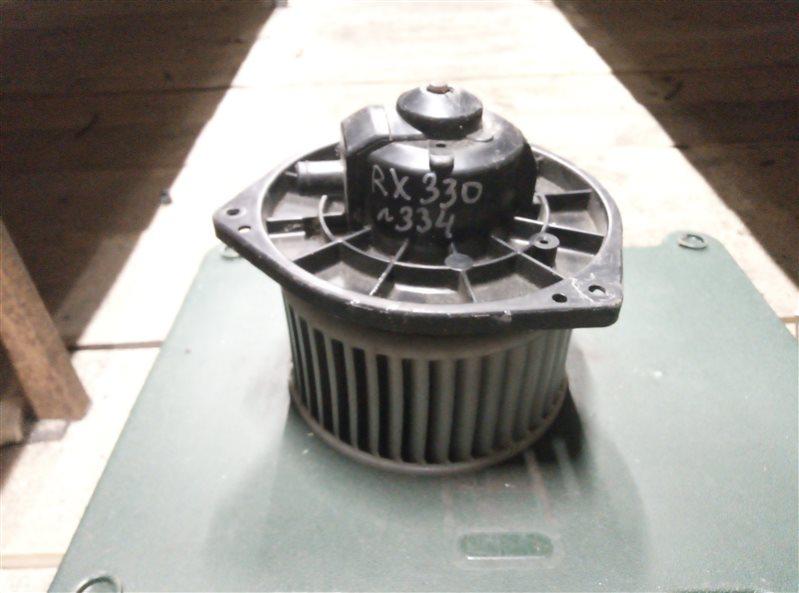 Моторчик печки Lexus Rx 330 (б/у)