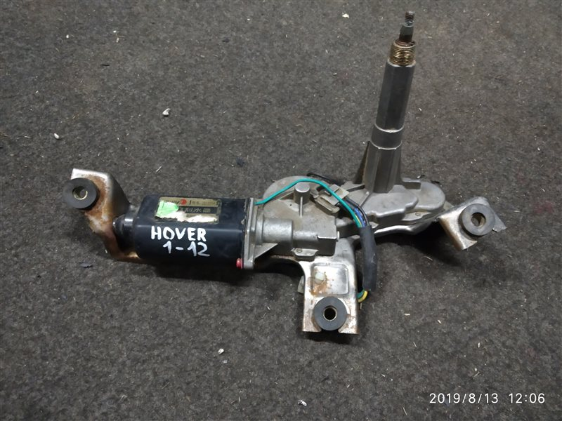 Мотор дворников Great Wall Hover (б/у)