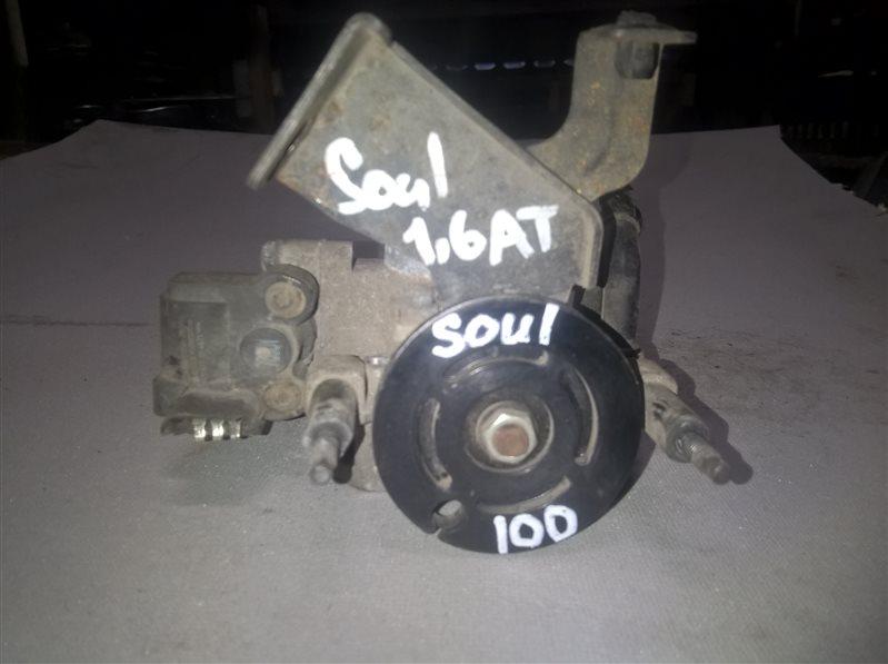 Дросельная заслонка Kia Soul (б/у)