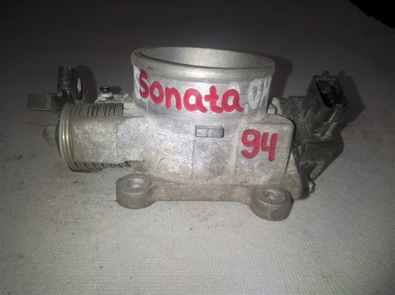 Дросельная заслонка Hyundai Sonata (б/у)