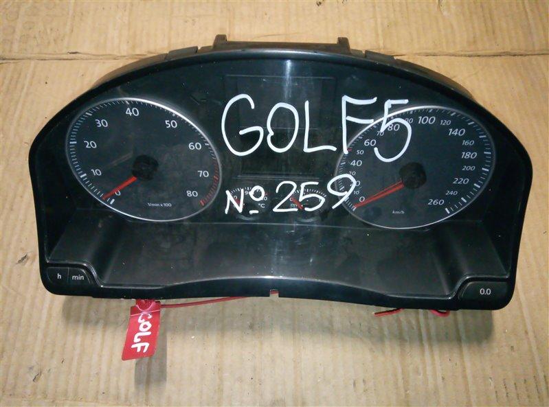 Щиток приборов Volkswagen Golf 5 (б/у)