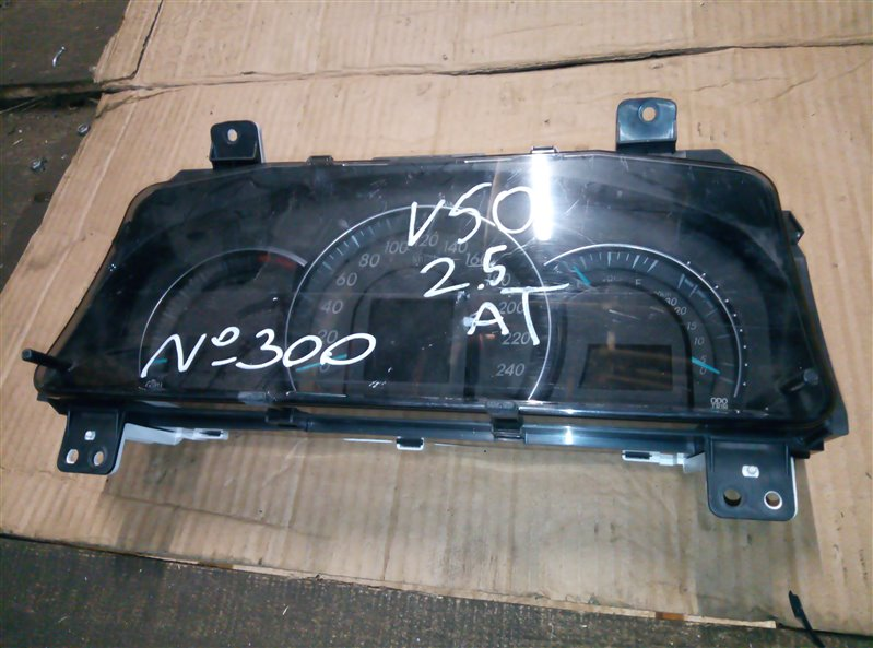 Щиток приборов Toyota Camry V-50 (б/у)